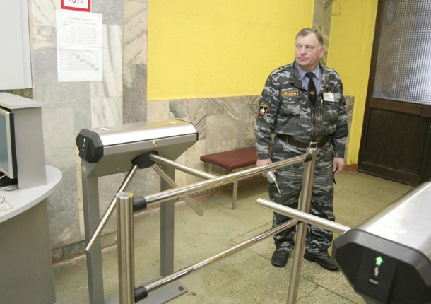 В Нижнем Новгороде в «Школе 800» установят систему безопасности с биосканированием