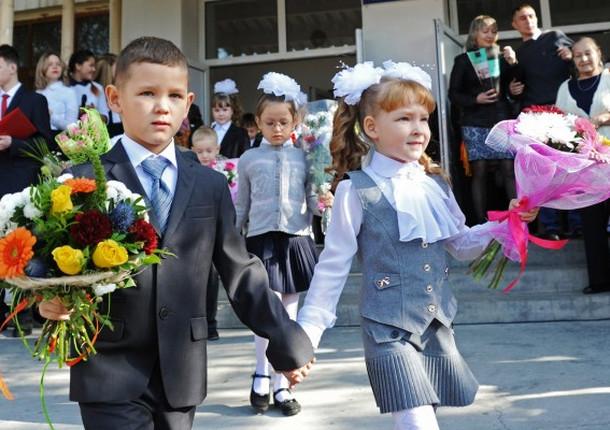 Школьные линейки отменили на Урале